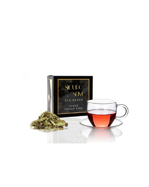 SICURO SLIM TEA DETOX Forte Indian Kino
